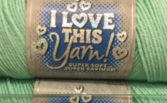 Hobby Lobby's (ILTY) I Love This Yarn Review