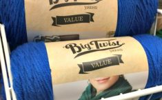 Jo-Ann's Big Twist Value Yarn Review
