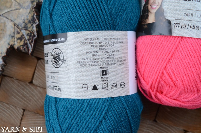 Impeccable Loops & Threads yarn review