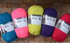 Loops & Threads Impeccable Yarn Review