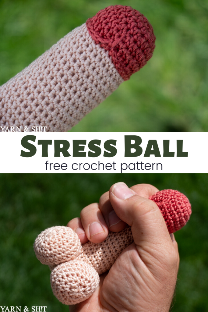 How to make a penis stress ball
